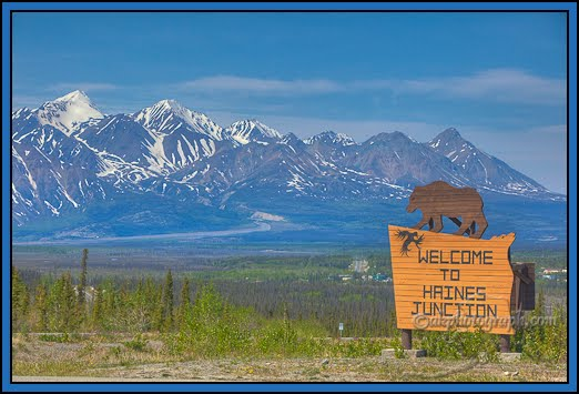 Image result for haines junction to beaver creek yukon