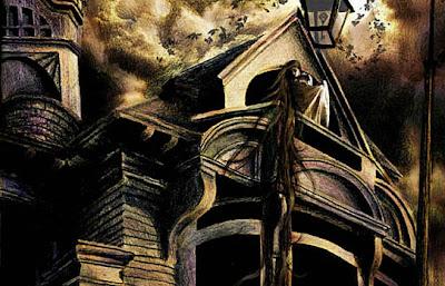 Dark Fairytale Before Sleep by decrepitude