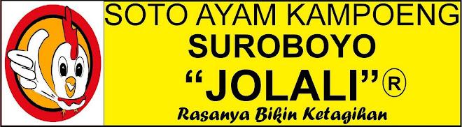 "Soto Ayam Kampoeng Suroboyo ""Jolali"""