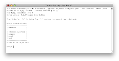 How to Dump All Databases from MySQL via Command Line