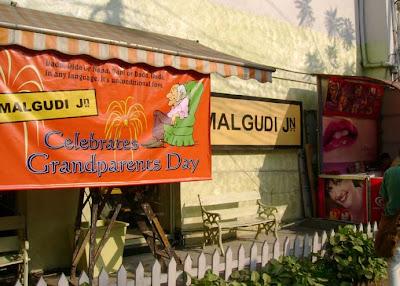 Malgudi Junction kolkata