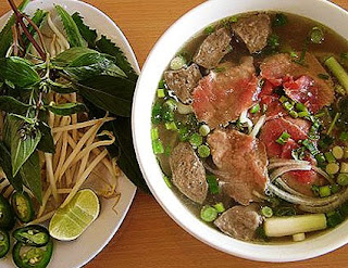 Food On The Dole: What Are All Those Bean Sprouts Pho?