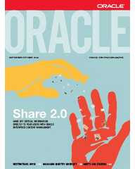 SUBSCRIBE FREE ORACLE MAGAZINE