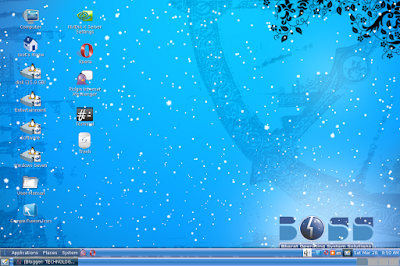 BOSS LINUX OS
