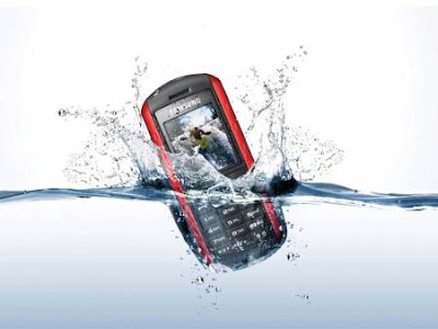 Samsung Marine 2100 Water and Dust Proof Mobile