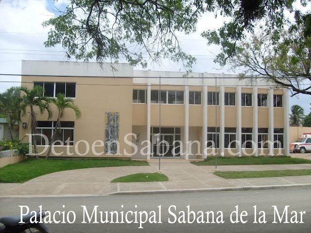 Palacio municipal de Sabana de la Mar, Provincia Hato Mayor