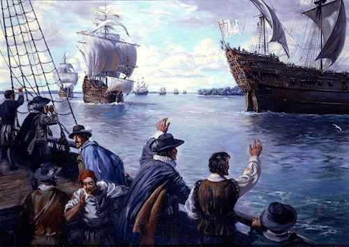 The Sea Venture and the Reestablishment of Jamestown ...