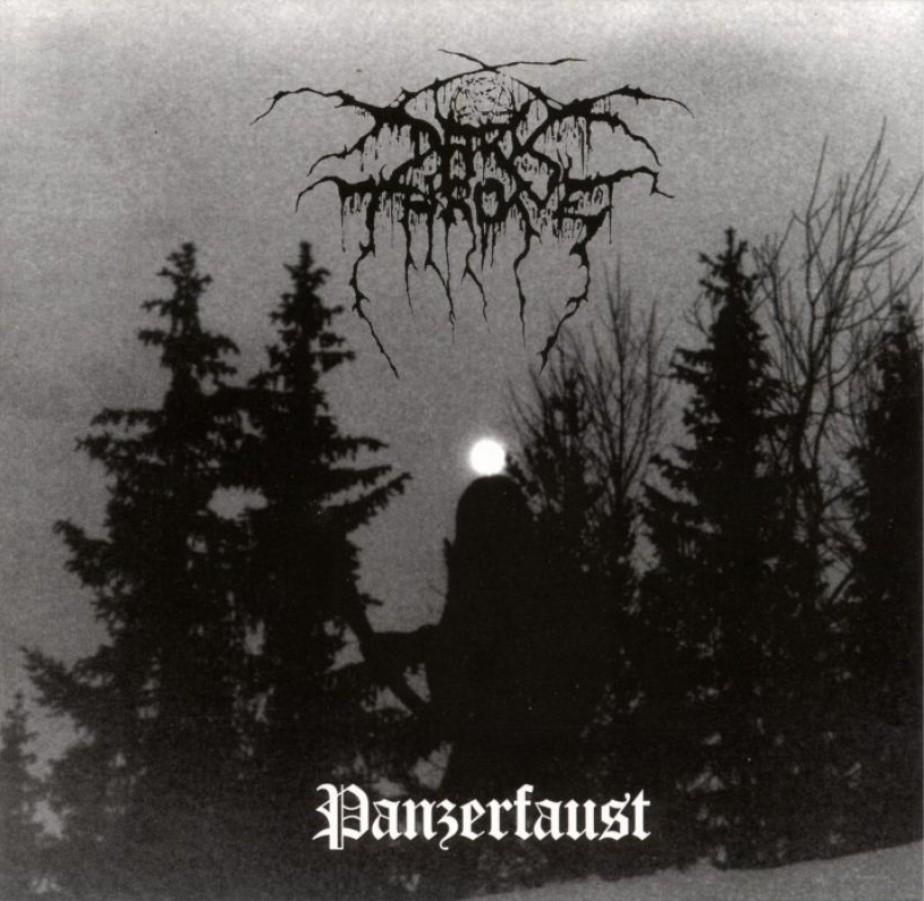 1995 Tattoo Design: Darkthrone - Panzerfaust (1995)