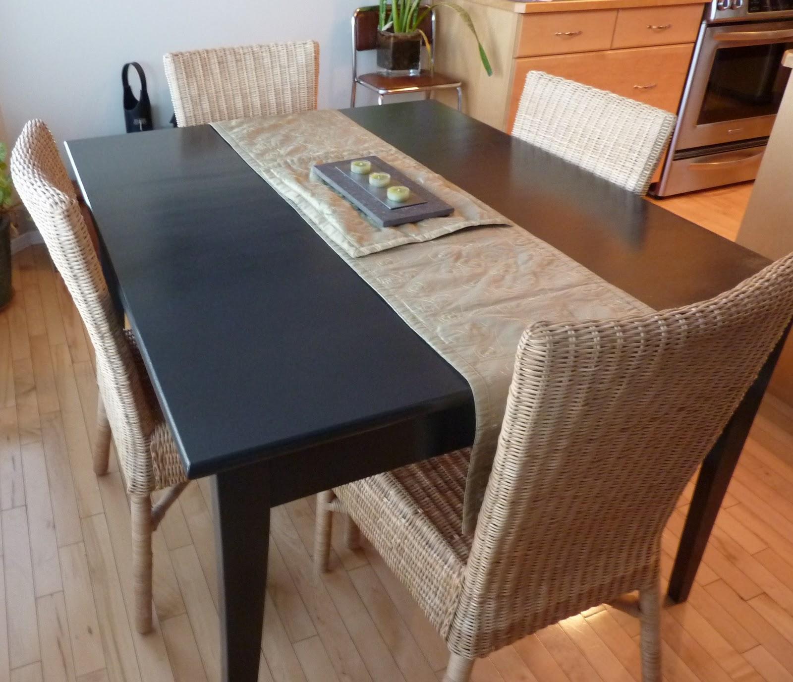 ikea furniture redo nook makeover redo kitchen table Ikea Furniture Redo Nook Makeover Our kitchen table