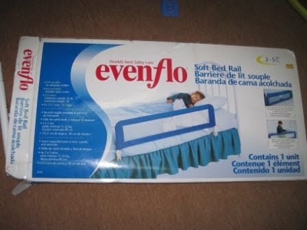 Baby Blogs Evenflo Bed Rail