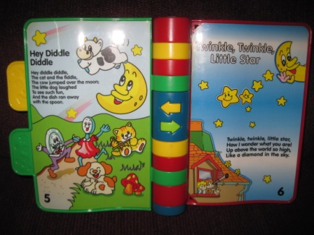 Vtech Nursery Rhymes Book My Baby