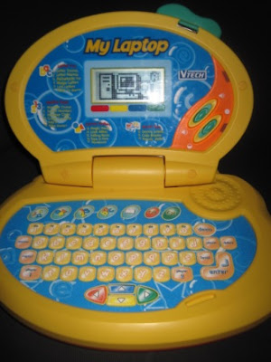Vtech Soft Keypad Laptop My Baby