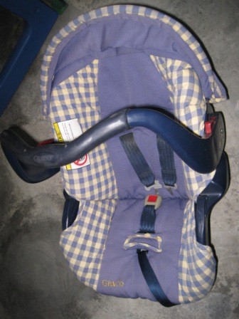 Graco Baby Carrier Cum Car Seat My Baby