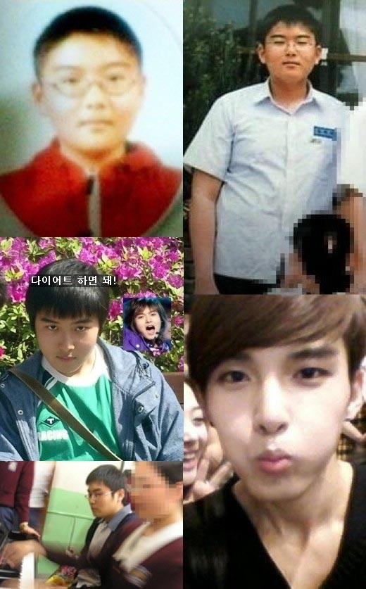 News] SJ Ryeowook's pre-debut pictures disclosed, fans determined ...