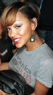 Fabulous Meagan Good Hairstyles My Experience Hairstyle Short Hairstyles Gunalazisus
