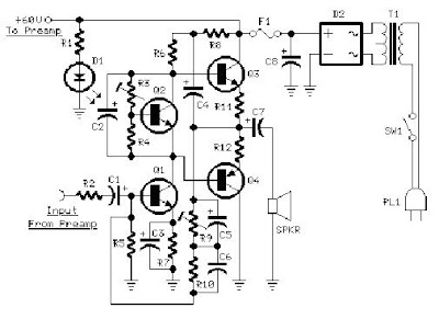 Electronics Circuits: August 2007
