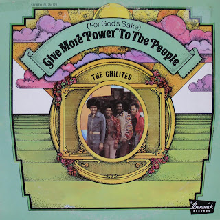 The Chi-Lites - For God's Sake Give More Power! To The People