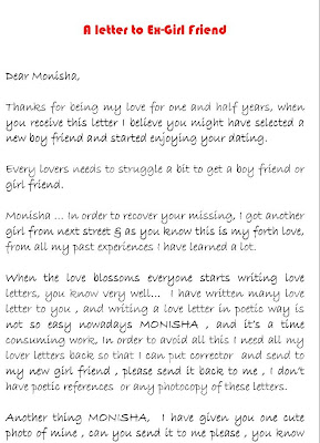 How To Write A Love Letter To A Girlfriend In Malayalam