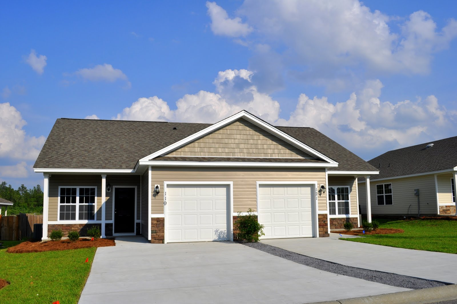 Natalie's New Home Network: New Patio Homes in Lexington ...