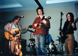 ThaMuseMeant at 1999 Folk Alliance conference, Albuquerque, NM