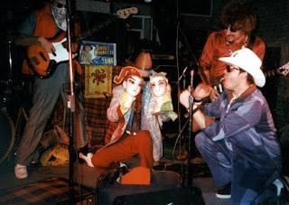 Gluey Brothers circa 1996, Austin, Texas