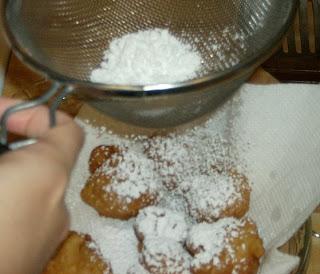 Cajun Doughnuts