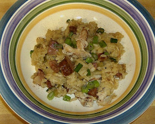 Crab and Andouille Jambalaya