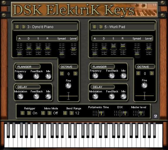 free vst plugins vintage keyboard dsk elektrik keys vst. Black Bedroom Furniture Sets. Home Design Ideas