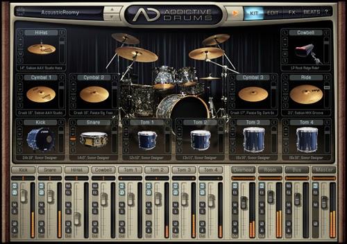 free vst plugins addictive drums vst. Black Bedroom Furniture Sets. Home Design Ideas