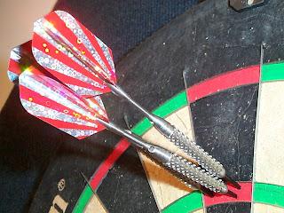 5 New Sets of Harrows Dimplex Standard Dart Flights 3 In a Bed 15 Flights