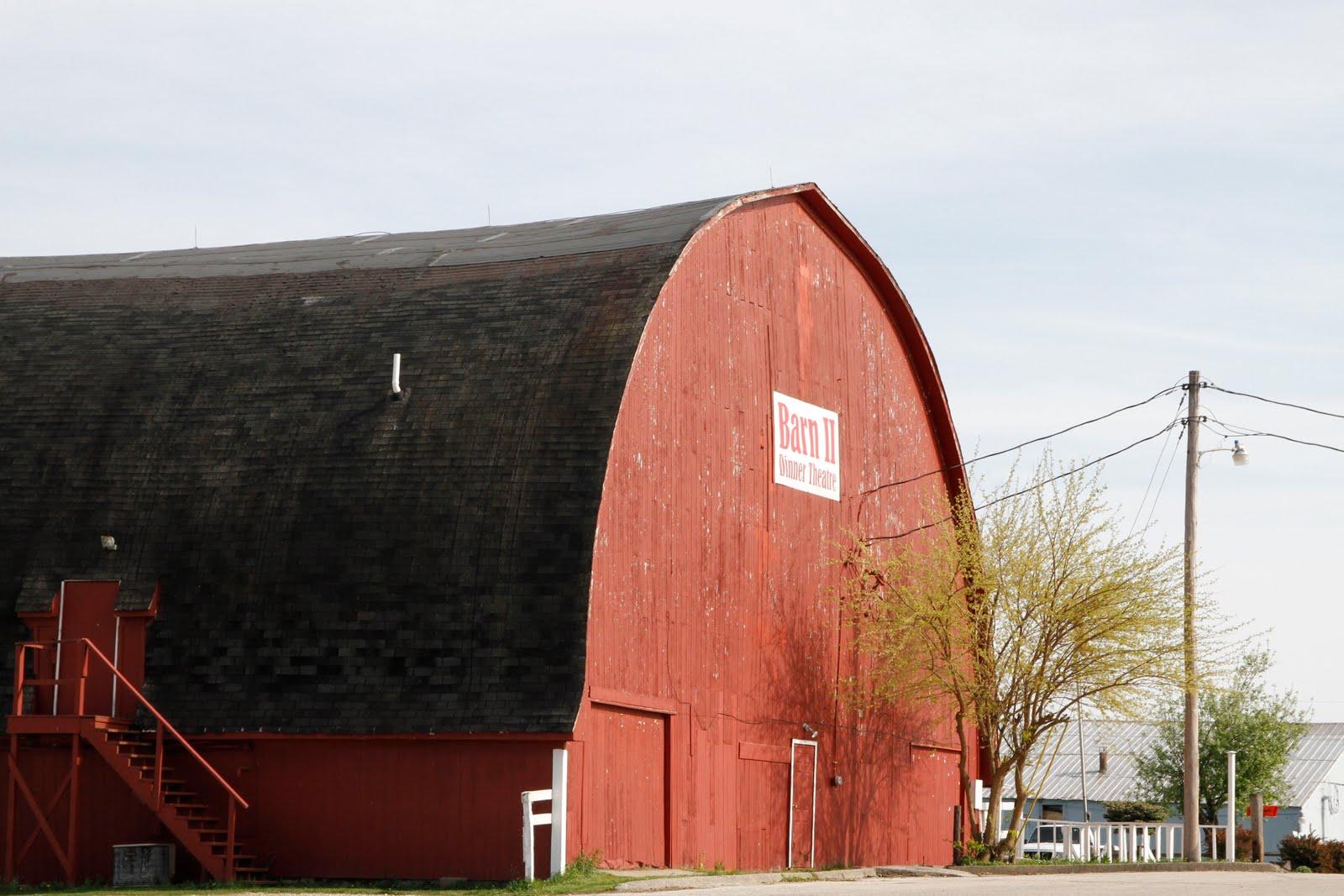 Coolkayaker1 Conklin Barn Theater Goodfield Illinois