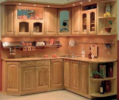 Small Kitchen Trends: Corner kitchen cabinet ideas for ...