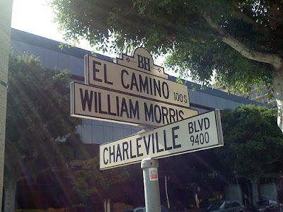 William Morris Drive, Beverly Hills, California