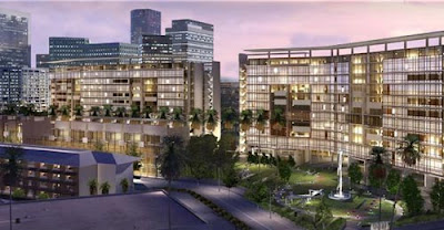 Robinsons May Development Site Beverly Hills, California - Home of future luxury residential and retail