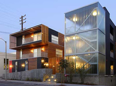 1050 N Gardner West Hollywood California - Condo: Exterior View