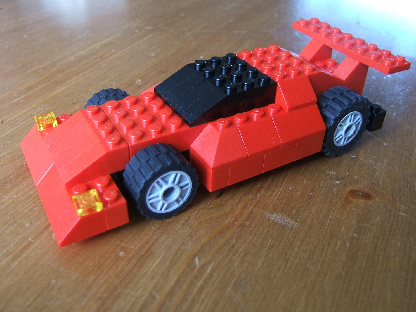 How To Make A Car Out Of Legos Lego Maker Sports
