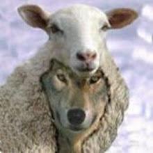Lobos con piel de oveja