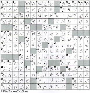 Eric of 'Munich' crossword clue - nytcrosswordanswers.com