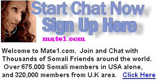 Somali Chat and Blog: February 2010
