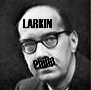 is philip larkin pre eminently a poet