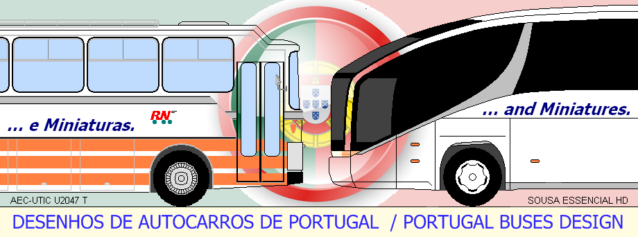 PORTUGAL BUSES DESIGN