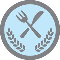 Munchies Badge