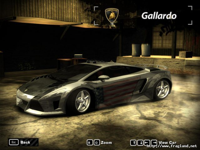 Blacklist Lamborghini: Cheat NFS Most Wanted