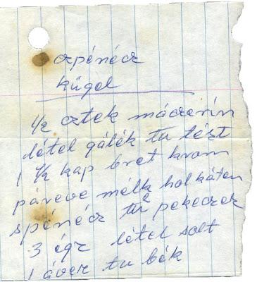 Spinach Kugel Recipe