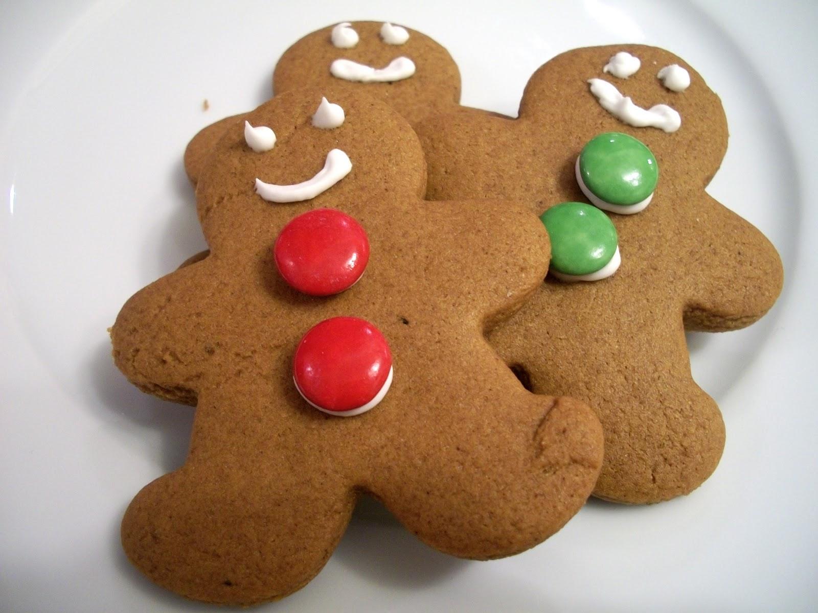 Cake Icing Recipe Joy Of Baking: Brooke Bakes : Gingerbread Men