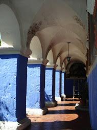 Pasadizo convento Sta Catalina