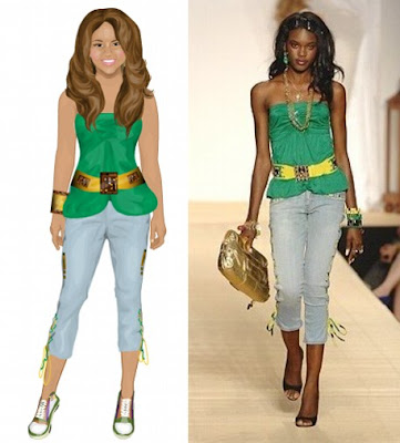 188bfe3357229 seen on STARDOLL!: Baby Phat outfit @ Kat de Luna