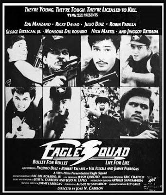 Eagle Squad (1989)