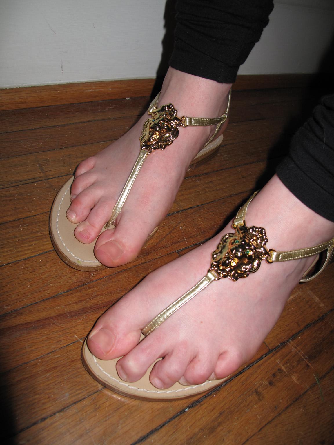 Sexy feet blog