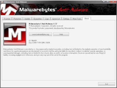 malwarebytes anti malware id key